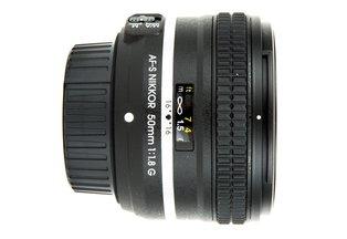 Nikon 50 f/1.8G Special Edition
