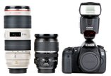 Canon Beginner Wedding Package