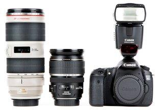 Canon Beginner Wedding Package