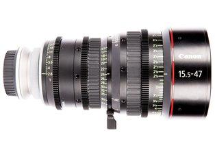 Canon CN-E 15.5-47mm T2.8 L S (EF)