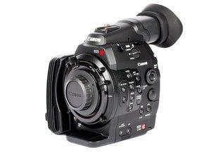 Canon C500 4K Digital Cinema Camera EF Mount