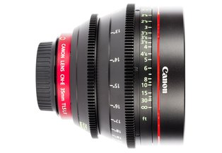 Canon 35 T1.5 CN-E L F Cine Lens