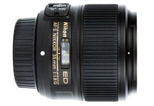 Nikon 35 f/1.8G ED