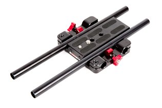 "Zacuto Studio Baseplate with 12"" Rods"