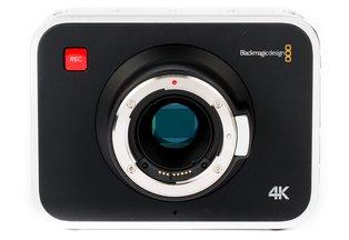 BlackMagic 4K Production Camera EF Mount