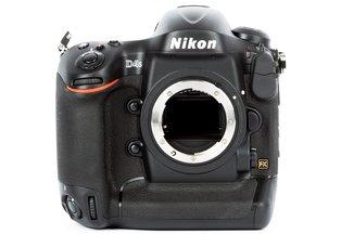Nikon D4s HDSLR