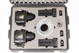 B1600 Two Light Kit