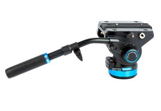 Benro S8 Video Tripod Head - Flat Base