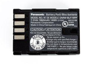 Panasonic DMW-BLF19 Battery for GH5 & GH4