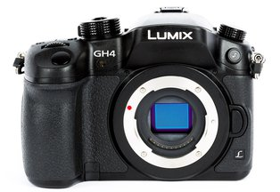 Panasonic Lumix GH4 MFT 4K Camera