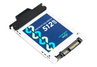Convergent Designs 512GB SSD for Odyssey 7Q & 7Q+