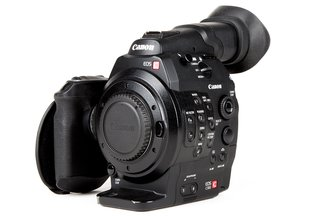 Canon C300 w/ Dual Pixel AF Upgrade Digital Cinema Camera EF Mount