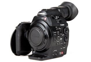 Canon C300 w/ Dual Pixel AF Upgrade Digital Cinema Camera EF Mount