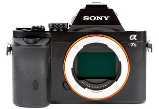 Sony A7s Mirrorless Camera