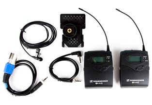 Sennheiser ew 112-p G3 -B Wireless Lav Microphone Kit