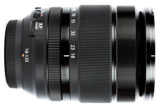 FujiFilm XF 18-135 f/3.5-5.6 R LM OIS WR