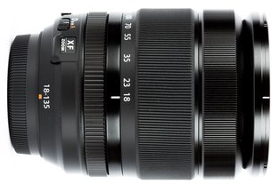 Fuji XF 18-135mm f/3.5-5.6 R LM OIS WR