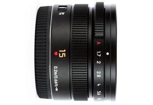 Panasonic Leica 15mm f/1.7 ASPH
