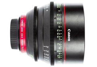 Canon 135 T2.2 CN-E L F Cine Lens
