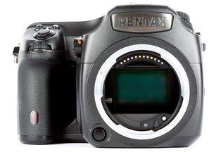 Pentax 645Z Medium Format DSLR