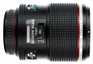 Pentax 90 f/2.8 D FA 645 Macro ED AW SR