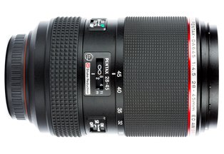 Pentax SMC DA 645 28-45mm f/4.5 ED AW SR for Medium Format