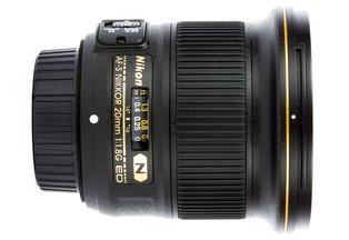 Nikon 20 f/1.8G ED