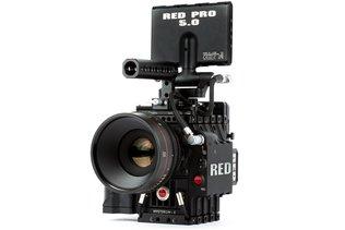 RED Epic Mysterium-X 4K Digital Cinema Camera EF & PL Mount