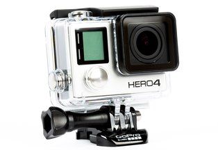 GoPro Hero 4 Black - Complete Kit