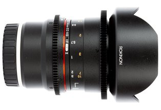 Rokinon 14 T3.1 Cine DS Lens for Sony E