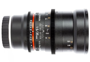 Rokinon 35 T1.5 Cine DS Lens for Sony E