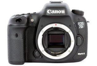 Canon 7D Mark II DSLR