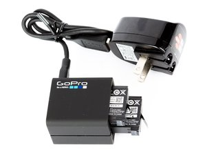 GoPro Dual Battery & Charger Kit for Hero 4