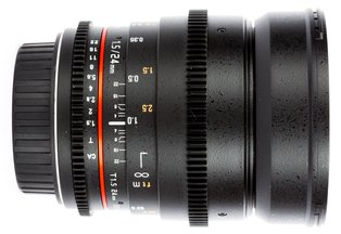 Rokinon 24 T1.5 Cine DS Lens for Canon EF