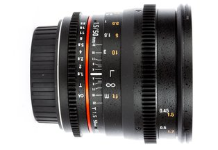 Rokinon 50 T1.5 Cine DS Lens for Canon EF