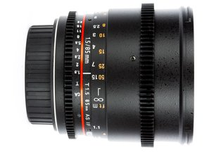 Rokinon 85 T1.5 Cine DS Lens for Canon EF