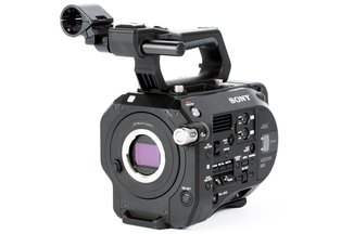 Sony PXW-FS7 4K Digital Cinema Camera E Mount