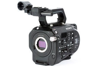 Sony Cinema Camera Sony Pxw-fs7 4k Digital Cinema