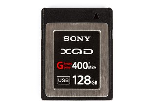 Sony 128GB G Series XQD Memory Card 400MB/s