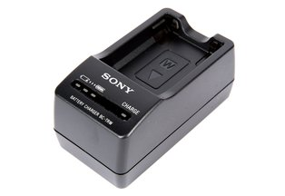 Sony BC-TRW Charger for NP-FW50 Battery (A7, A7II, A7r, A7s, A7sII, A7rII)