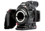 Canon C100 Mark II Digital Cinema Camera EF Mount