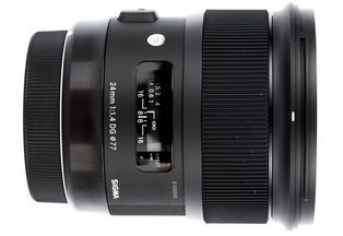 Sigma 24 f/1.4 DG HSM Art for Nikon