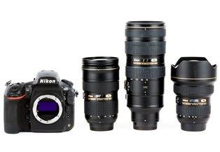 Nikon D810 Three Zoom Kit
