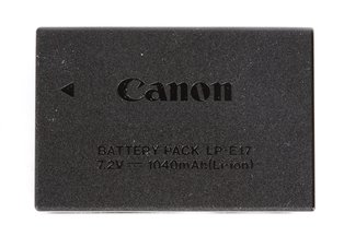 Canon LP-E17 Battery for Rebel T6s & T6i