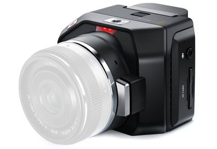 BlackMagic Micro Cinema Camera MFT Mount