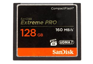 SanDisk Extreme Pro CF 128GB Memory Card 160MB/s