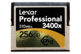 Lexar 256GB CFast 2.0 Memory Card 510MB/s