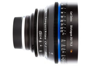Zeiss 35 T1.5 CP2 Super Speed Compact Prime Cine Lens EF Mount