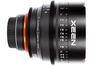 Rokinon Xeen 24 T1.5 Cine Lens for Canon EF