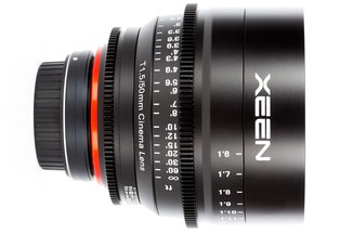 Rokinon Xeen 50mm T1.5 for Canon